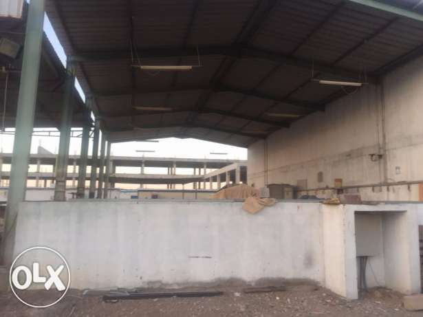 Compound Land Available For Rent in Rusail Industrial Area.