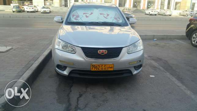 Geely emgrand 2013 ,only 99000 km run accident free