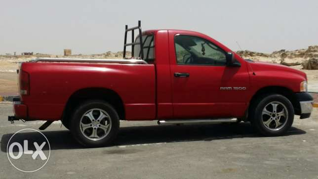 Dodge Ram Pick up single 2000 RO neg.