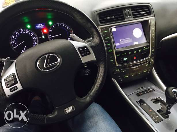 Lexus IS 350 fsport مسقط -  3