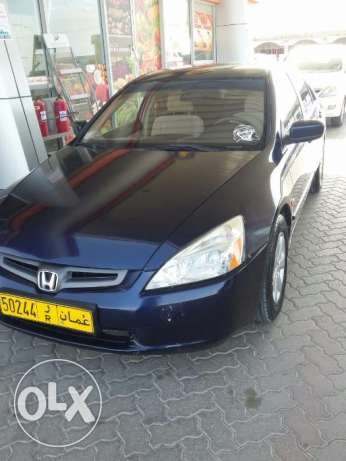 Honda Accord for sale الرستاق -  3