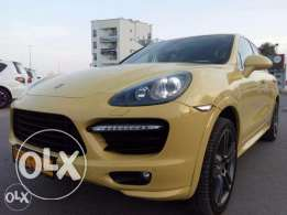 PORSCHE CAYENNE S GTS Kit from manufactory special addition 2011