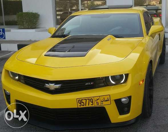 Zl1 the beast 580 hp limited