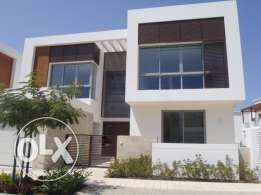 Brand New 5 Bedroom Villa in Wave Muscat (Al Mouj) with Pool