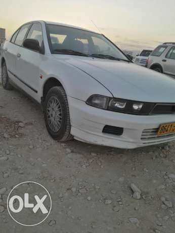 mitsubishi galant very good condition