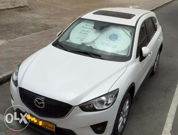 Mazda CX 5 2.5L,2015 Luxury Model for sale