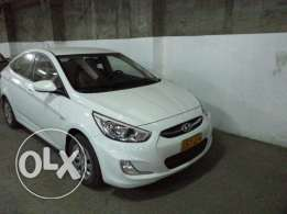 Hyundai accent 2015 for 3300