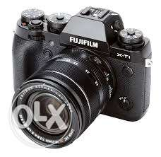 Fuji XT1 with lense for sale
