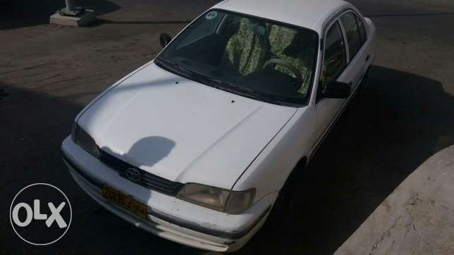 Toyota tercel for sale مطرح -  4