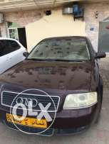 Audi A6 very very clean ( lady use )