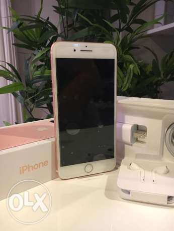 Exactly working iphone 7 plus+256GB New