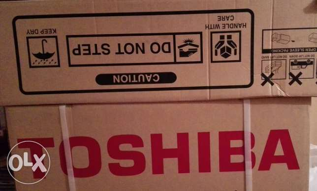 Brand new Toshiba 5 split air conditioners