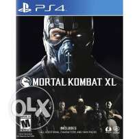 مطلوب mortal kombat xl
