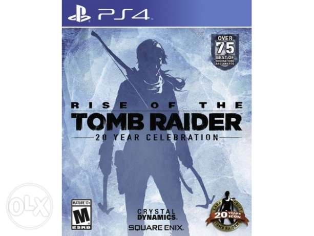 Tomb Raider for ps4 نزوى -  1