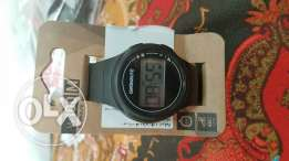 Swimmers watch . Digital and water resistant