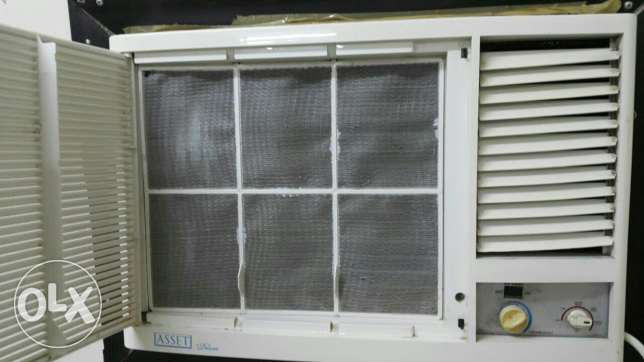 Asset AC 1.5 ton very good condition for immediate sale صحار -  5