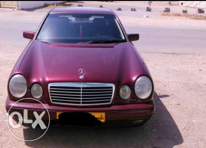 Mercedes urgently sale السيب -  2