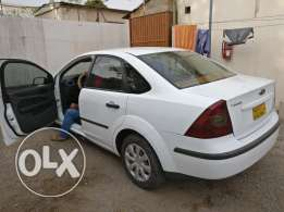 Ford focus 2007, 550 omr