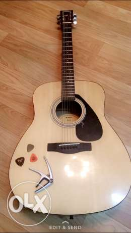 YAMAHA guitar new مسقط -  6