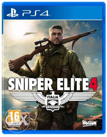 for sale sniper elite4