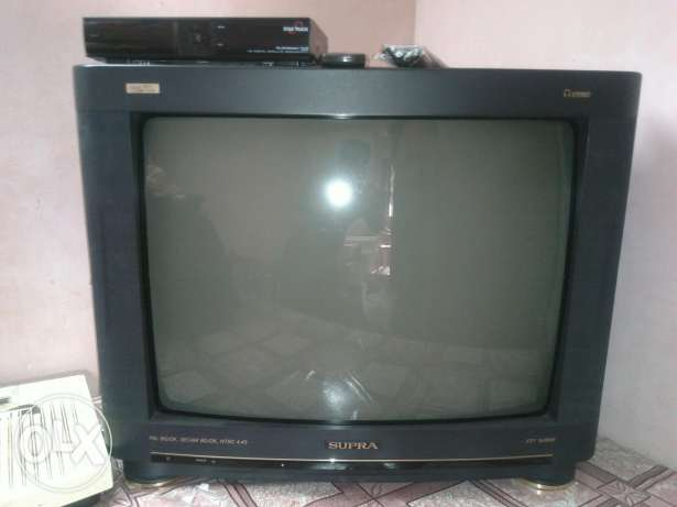 "26"" TV + HD Receiver"