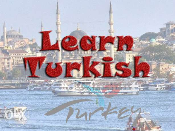 Learn Turkish from experienced teacher