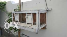 Heavy Duty Cage For Eggs Collection Suitable For Chickens or Quails