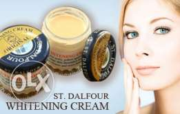 ST dalfour face cream 100% its work in 20days