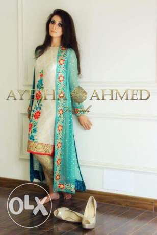 Designer semi detached suits with special discount روي -  3