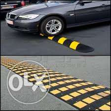 Rubber Road humps at best rates مسقط -  2