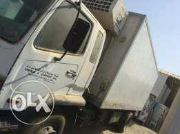 Mitsubishi Fuso Freezer Truck Thermoking