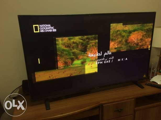 """tv in a excellent condition skyworth brand 55"""""""