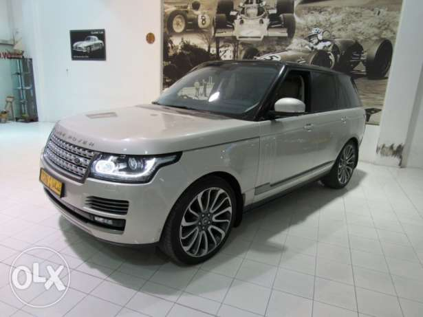 Range Rover vogue supercharger مسقط -  2