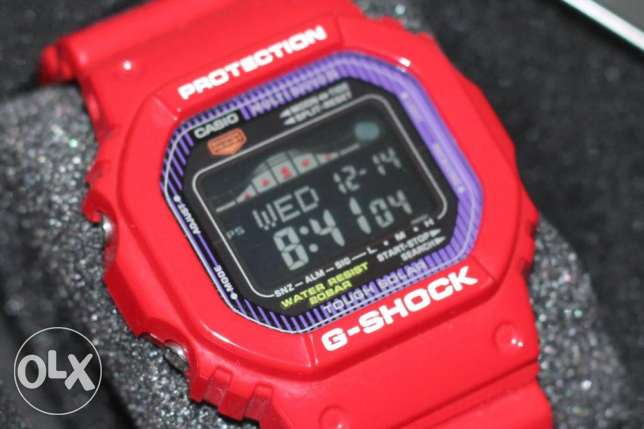 Brand new gshock for sale. Not used. Got as gift. Have same so selling السيب -  2