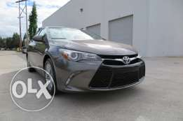 """2015 used grey toyota camry """"perfect condition"""""""
