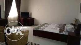 Fully Furnished Room For Rent In Azaibah At (Behind Al Meera)
