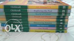 children educational and informative books