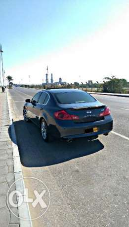 Infiniti G37 2011 GCC low milage مسقط -  1