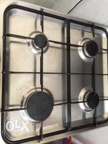 Electric Stove - 4 Burner مسقط -  2