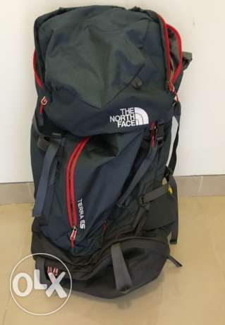 Northface 65L Backpack