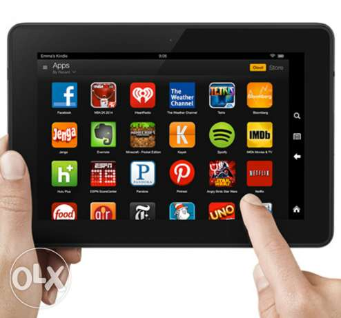 Amazon Kindle fire HDX 7 Android