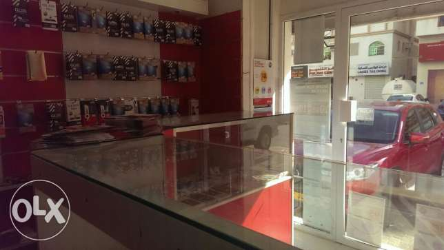 mobile shop with acceceries مسقط -  1