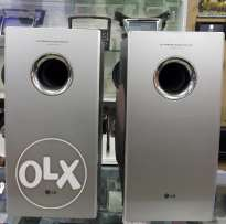LG Bass Speakers (Pair)