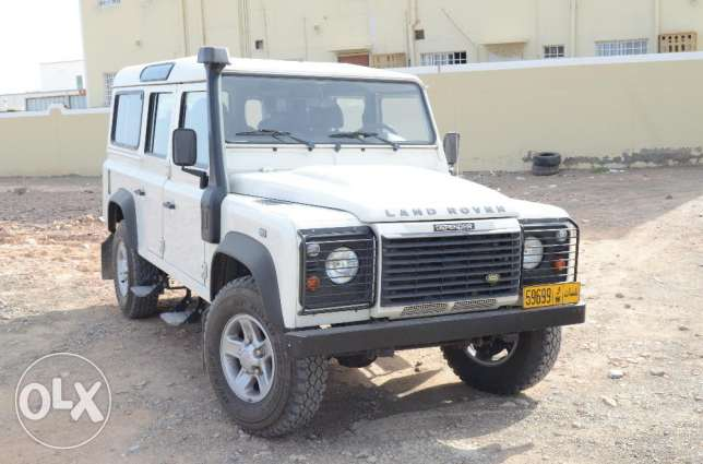 2009 Land Rover Defender 110 Expat Owned Built For Oman Adventuring