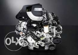 Mercedes Benz used engines for sale with guarantee