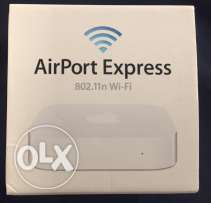 Apple AirPort Express Base Station 802.11n WiFi Router A1392 MC414LL/