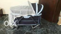 Baby bed and carry cute