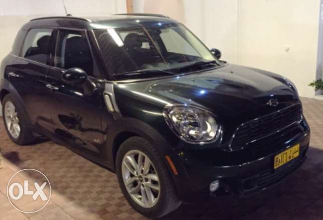 Mini Cooper Countryman - 4 doors / 2012