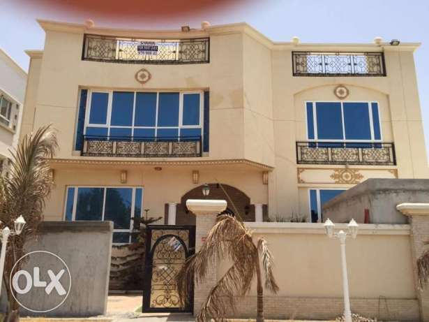 residental commercial villa for rent in al mazzun street