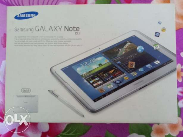 Samsung Galaxy Note 10.1 Tab for urgent Sale..! RO:100/-Fixed
